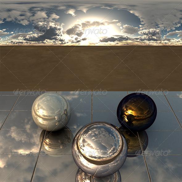 3DOcean Desert 104 7331558