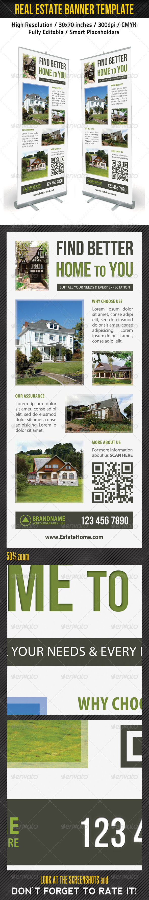 GraphicRiver Real Estate Banner Template 10 7332503