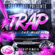 Trap Soda Streets | Mixtape Cover Template - GraphicRiver Item for Sale