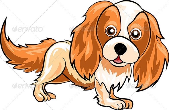 GraphicRiver Spaniel 7334089