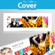 Profile Card Facebook Timeline Cover - GraphicRiver Item for Sale
