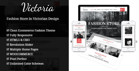 Teresa - A One And Multi Page Fashion Theme - 3