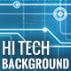 Hi-Tech Background - GraphicRiver Item for Sale