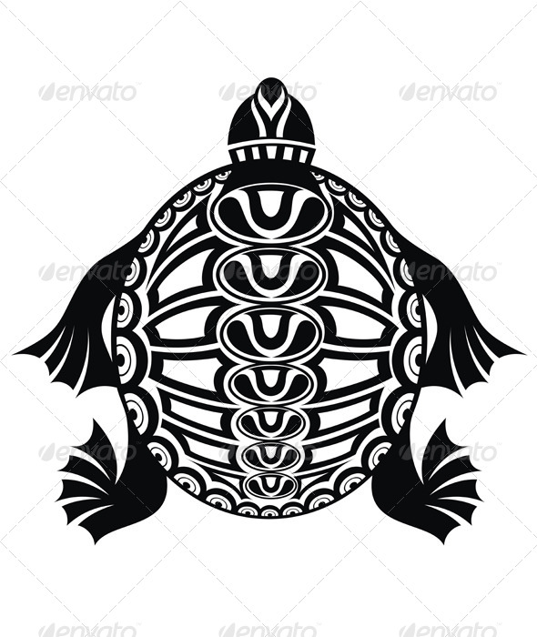 GraphicRiver Turtle 7335782
