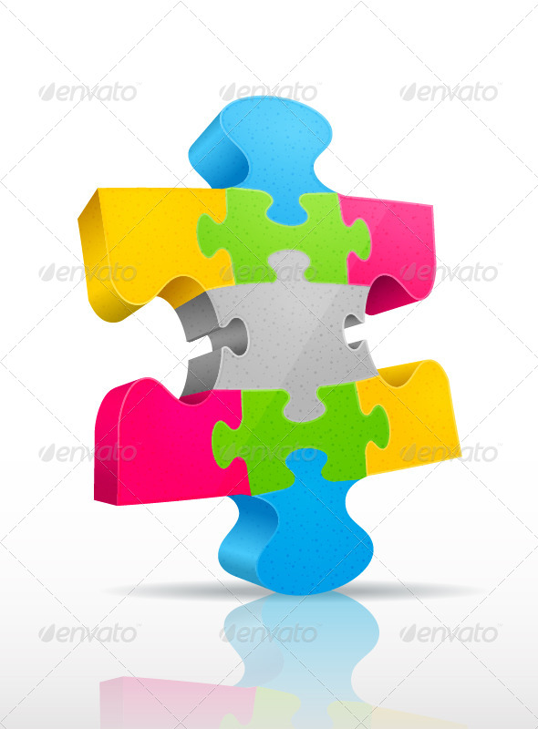 GraphicRiver Puzzle 7336167