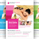 Spa Beauty Flyers Bundle - GraphicRiver Item for Sale