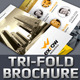 Exrow_Tri-fold Corporate Business Brochure - GraphicRiver Item for Sale