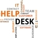 word cloud - help desk - PhotoDune Item for Sale