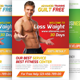 Weight Loss Flyer Template - GraphicRiver Item for Sale
