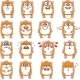 16 Smiley Hamsters - GraphicRiver Item for Sale