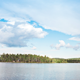 Clouds Over the Lake 01 - VideoHive Item for Sale