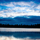 Clouds Over the Lake 02 - VideoHive Item for Sale