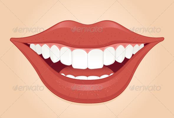 GraphicRiver Perfect Smile 7341588