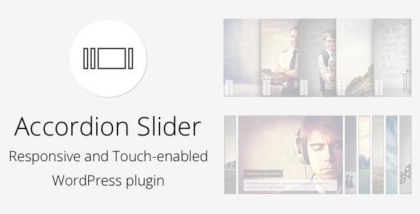 CodeCanyon Accordion Slider Responsive WordPress Plugin 7341927
