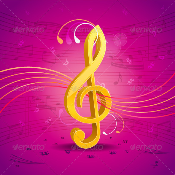GraphicRiver Music 7342105
