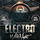 Electro House DJ Event - GraphicRiver Item for Sale