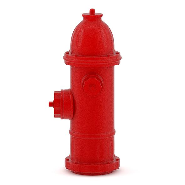 3DOcean Street Hydrant 7345890