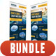 3 in 1 Corporate Rollup Banner Bundle 03 - GraphicRiver Item for Sale