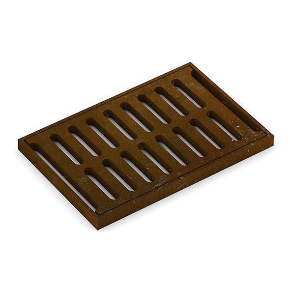 3DOcean Sewage Grid 7346768