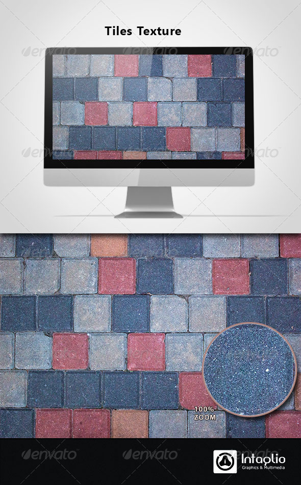 GraphicRiver Tiles Texture 7346853
