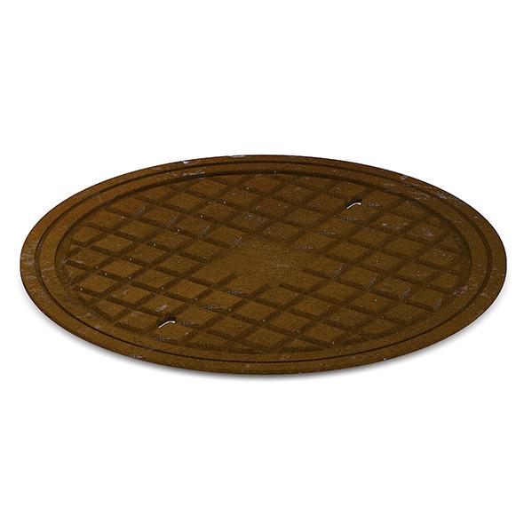 3DOcean Sewer Manhole 7346989