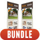 3 in 1 Real Estate Banner Bundle 04 - GraphicRiver Item for Sale