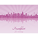 Frankfurt Skyline - GraphicRiver Item for Sale