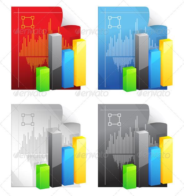 GraphicRiver Data Analytics Illustration 7347830