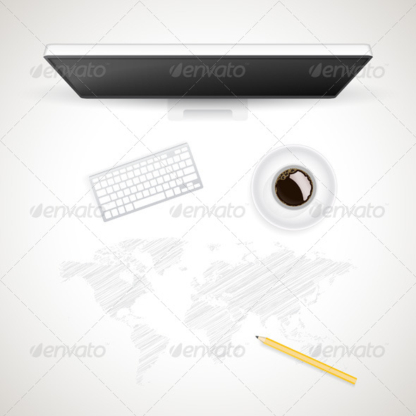 GraphicRiver Business Background 7322003