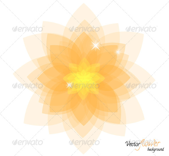 GraphicRiver Lotus Flower 7350566