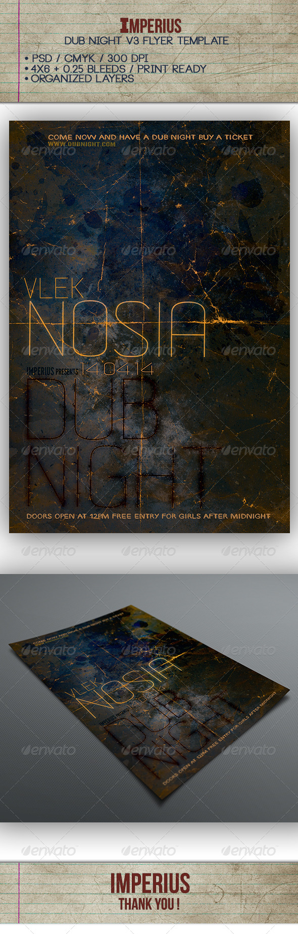 GraphicRiver Dub Night V3 7351143