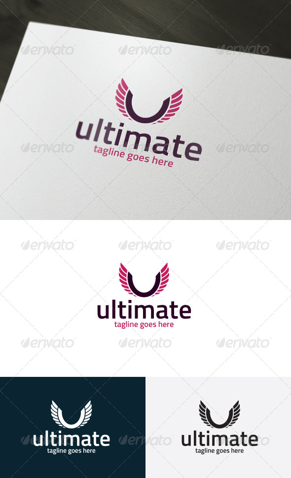 GraphicRiver Ultimate Logo 7351541