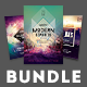 Geometric Flyer Bundle Vol.03 - GraphicRiver Item for Sale