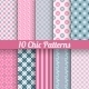 Chic Vector Seamless Patterns - GraphicRiver Item for Sale