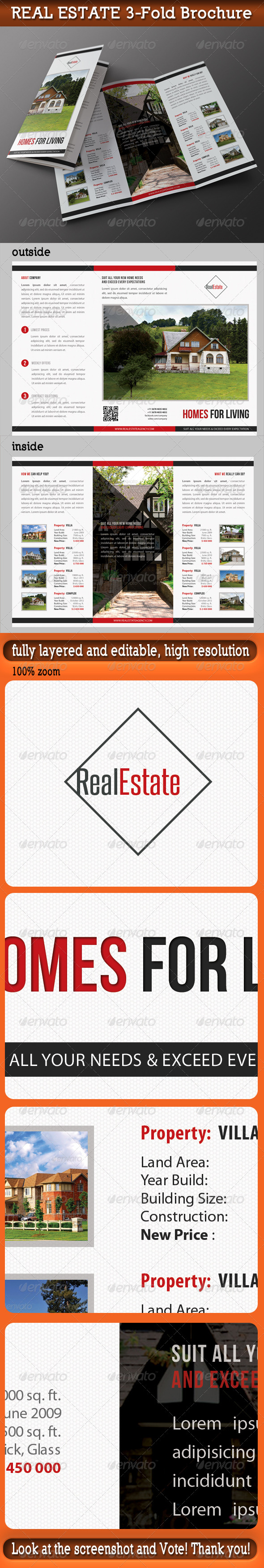 GraphicRiver Real Estate 3-Fold Brochure 01 7354154