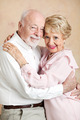 Seniors Embrace - PhotoDune Item for Sale