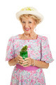Southern Belle with Mint Julep - PhotoDune Item for Sale