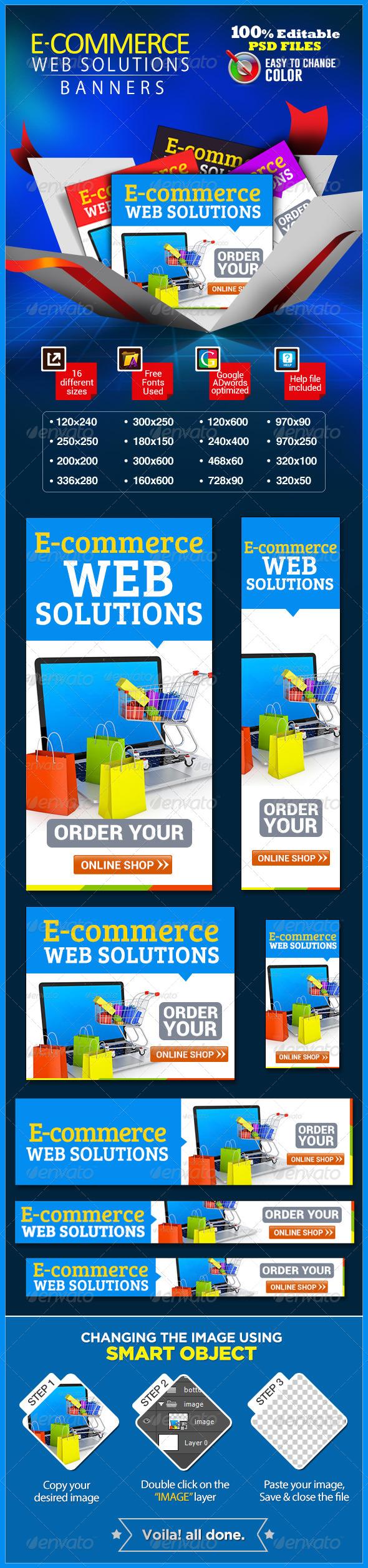 GraphicRiver E-Commerce Banners 7354426