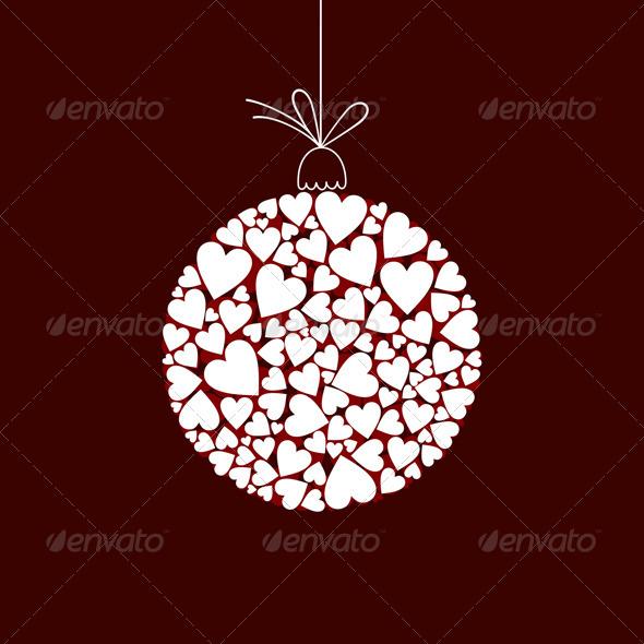 Graphic River Love sphere Vectors -  Conceptual  Seasons/Holidays  Valentines 761723