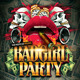 Bad Girl Party Flyer - GraphicRiver Item for Sale