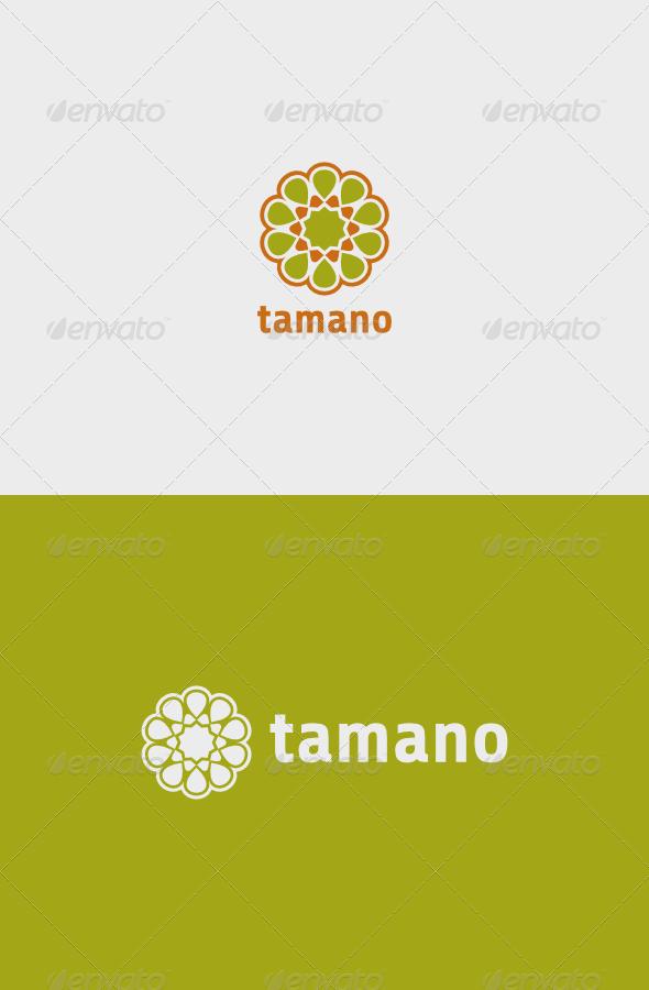GraphicRiver Tamano Logo 7354840