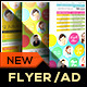 Kids Sports Fitness Billboard Template