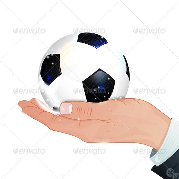 GraphicRiver Soccer Concept 7356951