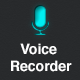 Voice Recorder - Full Application - CodeCanyon Item for Sale