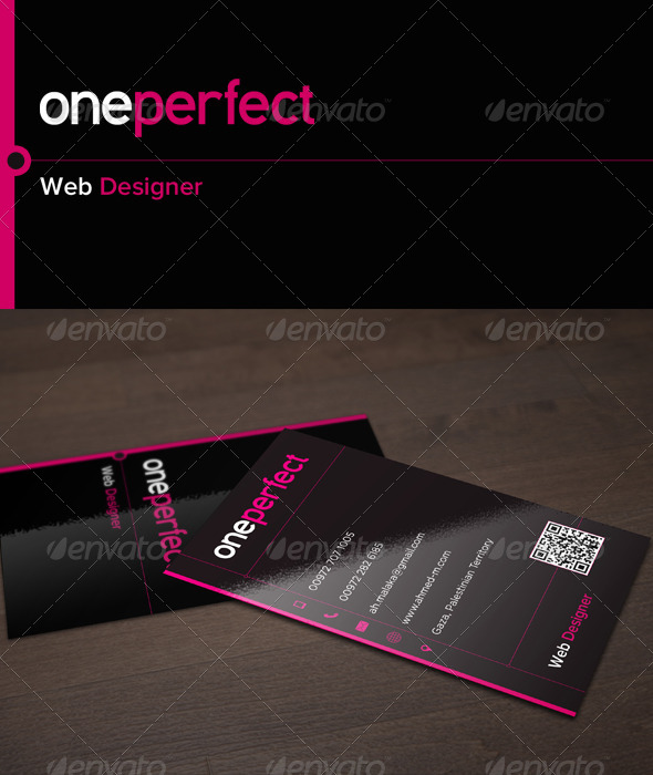 GraphicRiver oneperfect 5991357
