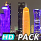 Doha CityScape (3-Pack) - VideoHive Item for Sale