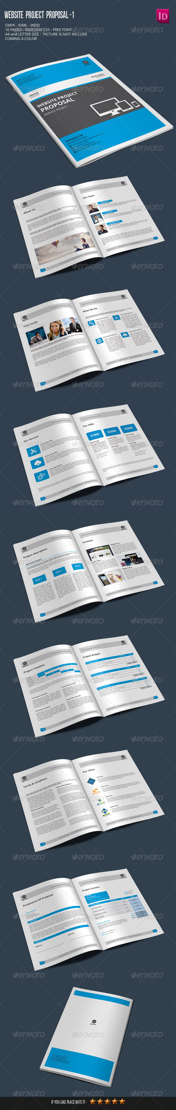 GraphicRiver Website Project Proposal-1 7359358
