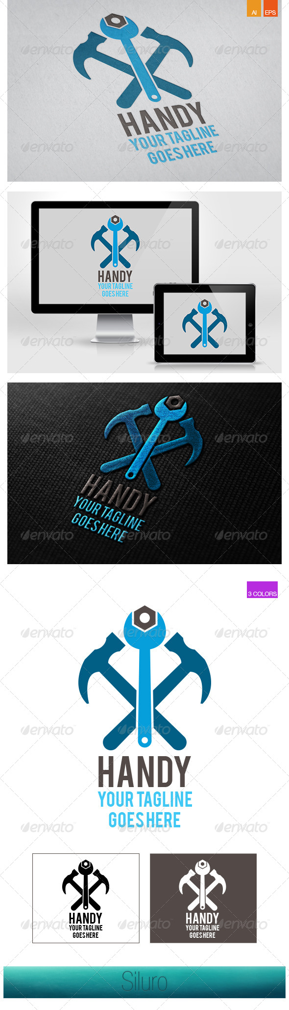 GraphicRiver Handy V2 7361364