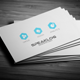 Social Media Business Card 03 - GraphicRiver Item for Sale