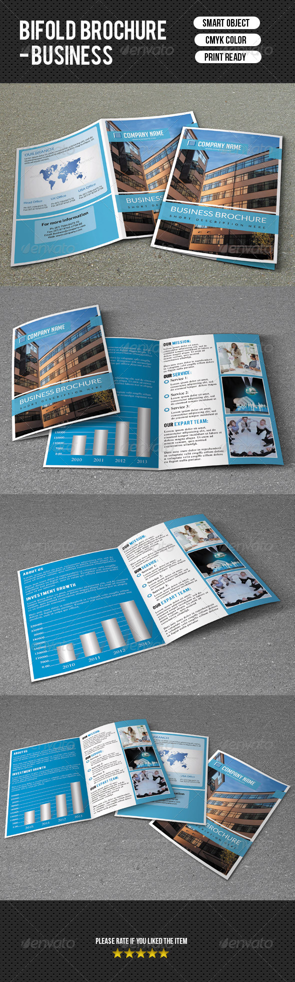 GraphicRiver Business Brochure 7362158